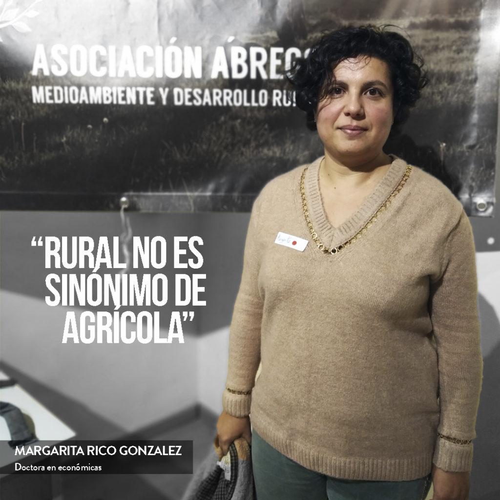 Ponencia de Margarita Rico