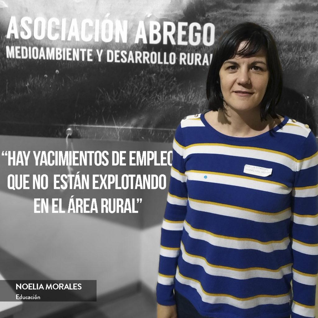 Ponencia de Noelia Morales