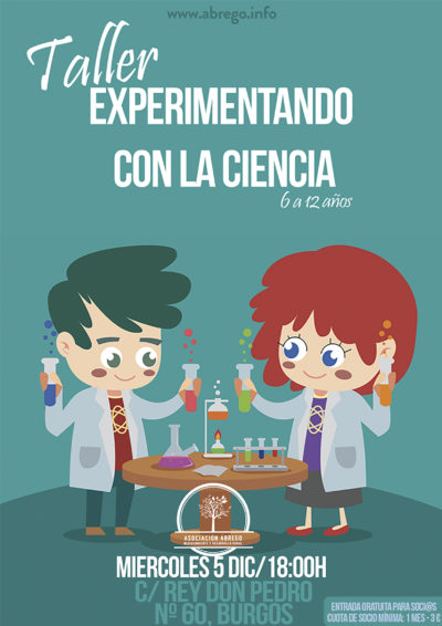 Taller experimentando con la ciencia