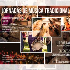 Jornadas de música tradicional