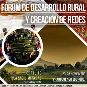 Fórum de desarrollo rural y creación de redes