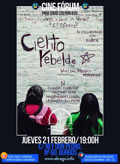 Cielito Rebelde Burgos