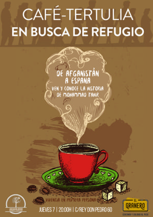 Café - Tertulia