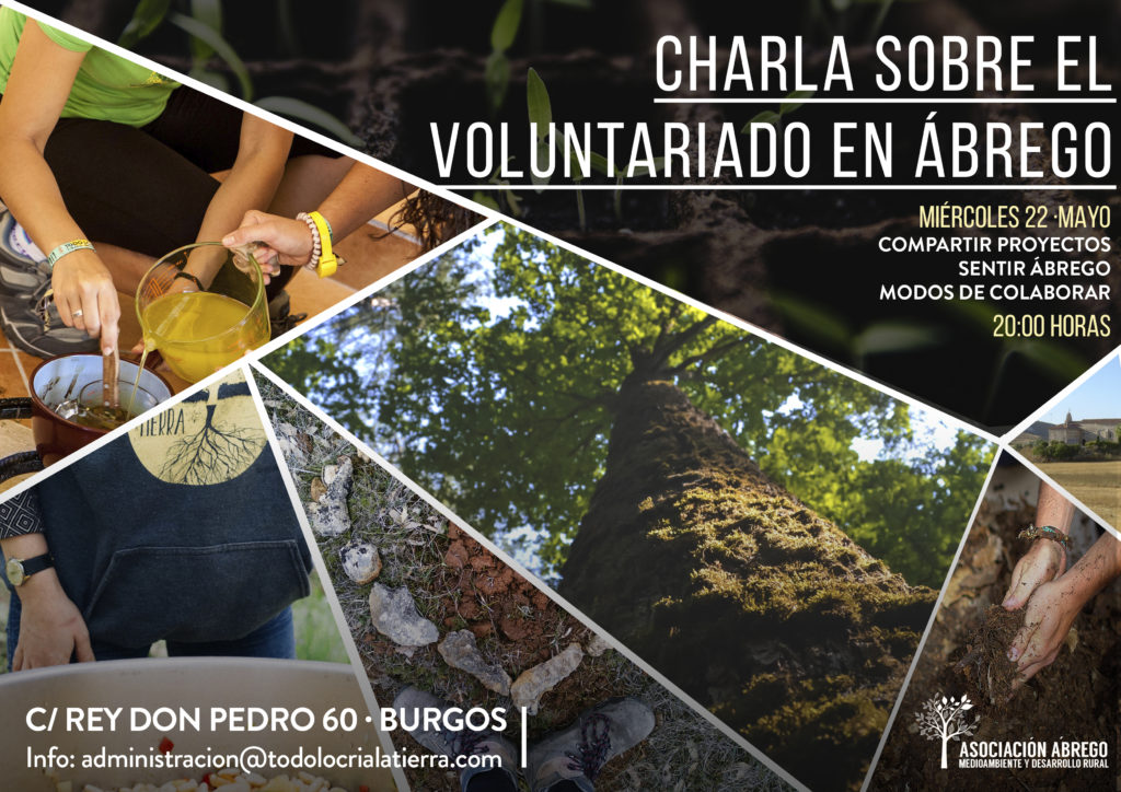 voluntariado en Ábrego